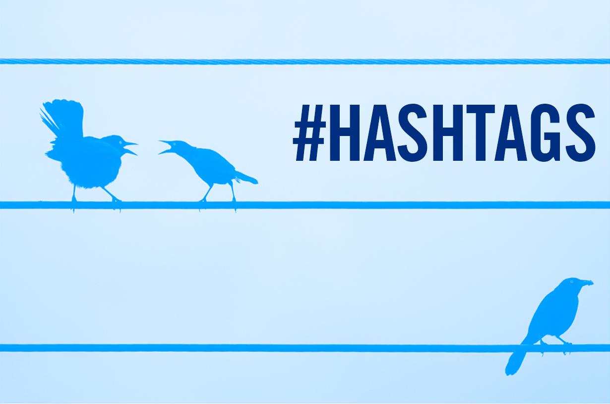 Cómo no hacer un hashtag