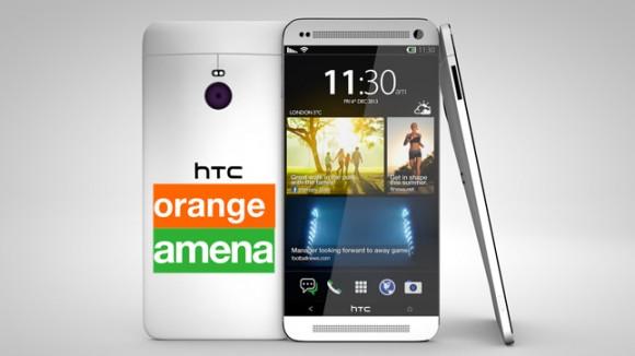 HTC One M8 1