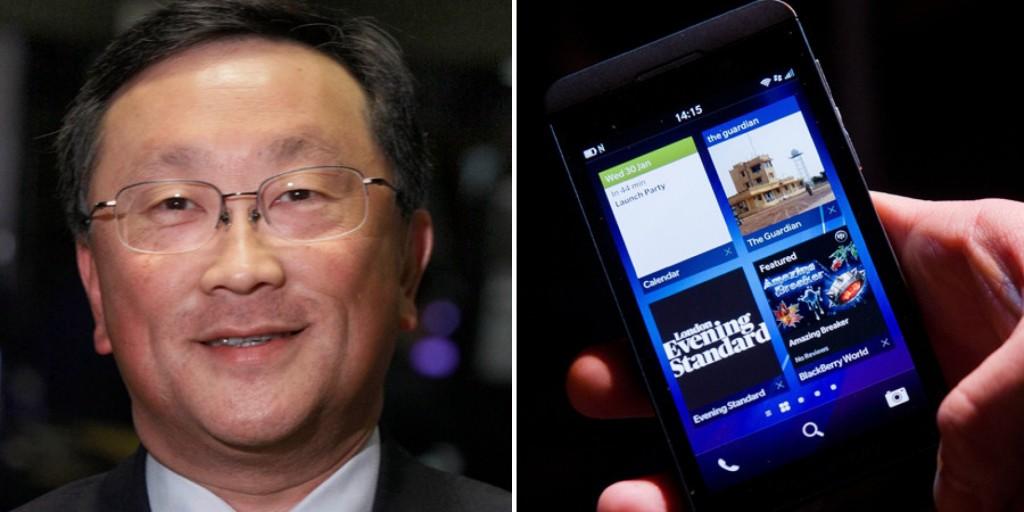 John Chen 1