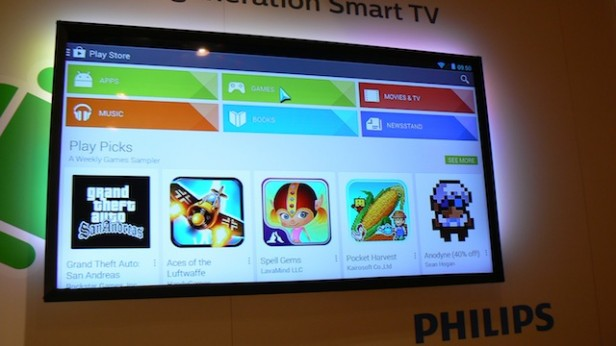 Philips Android Smart TV 1