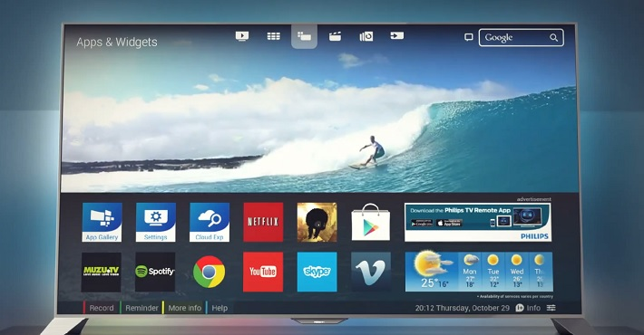 Philips Android Smart TV 2