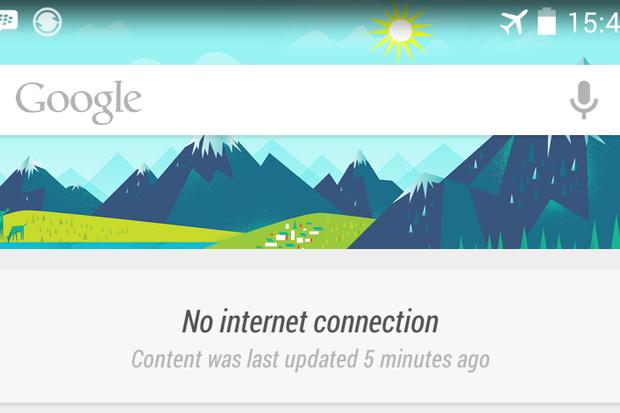 Google Now Internet 1