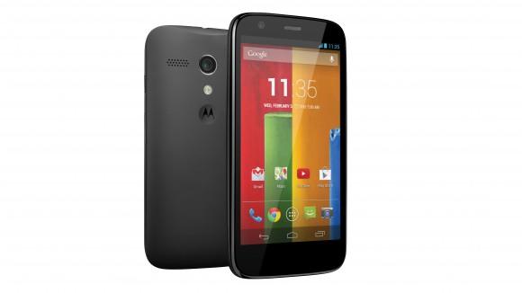 Moto G 4G LTE 2