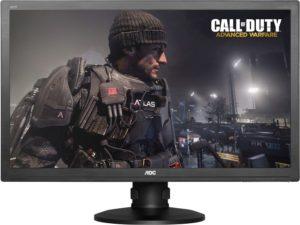 monitor videojuegos
