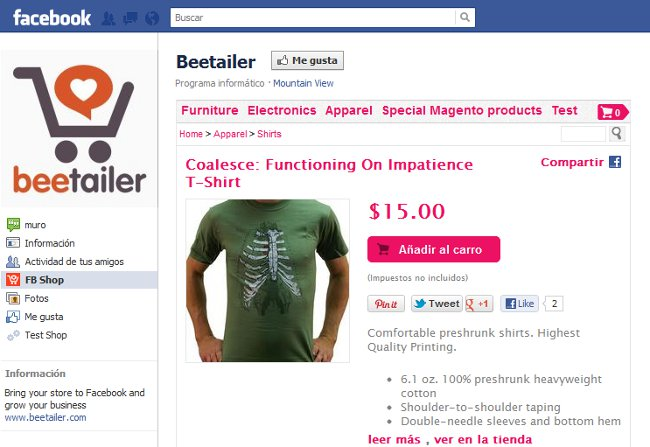 Facebook tiendas online 3