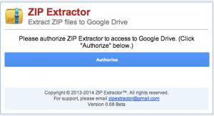 zip-extractor