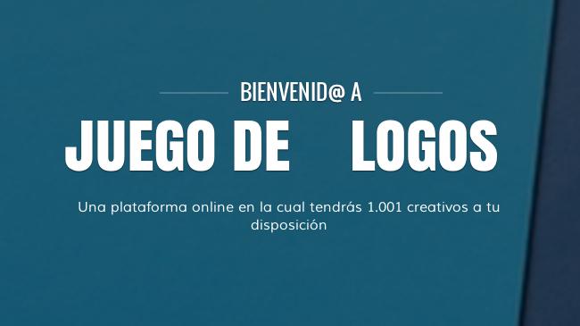 juego de logos - diseño grafico