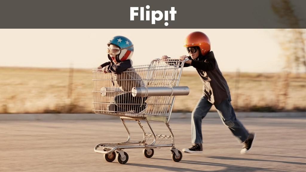 Descuentos online de Flipit