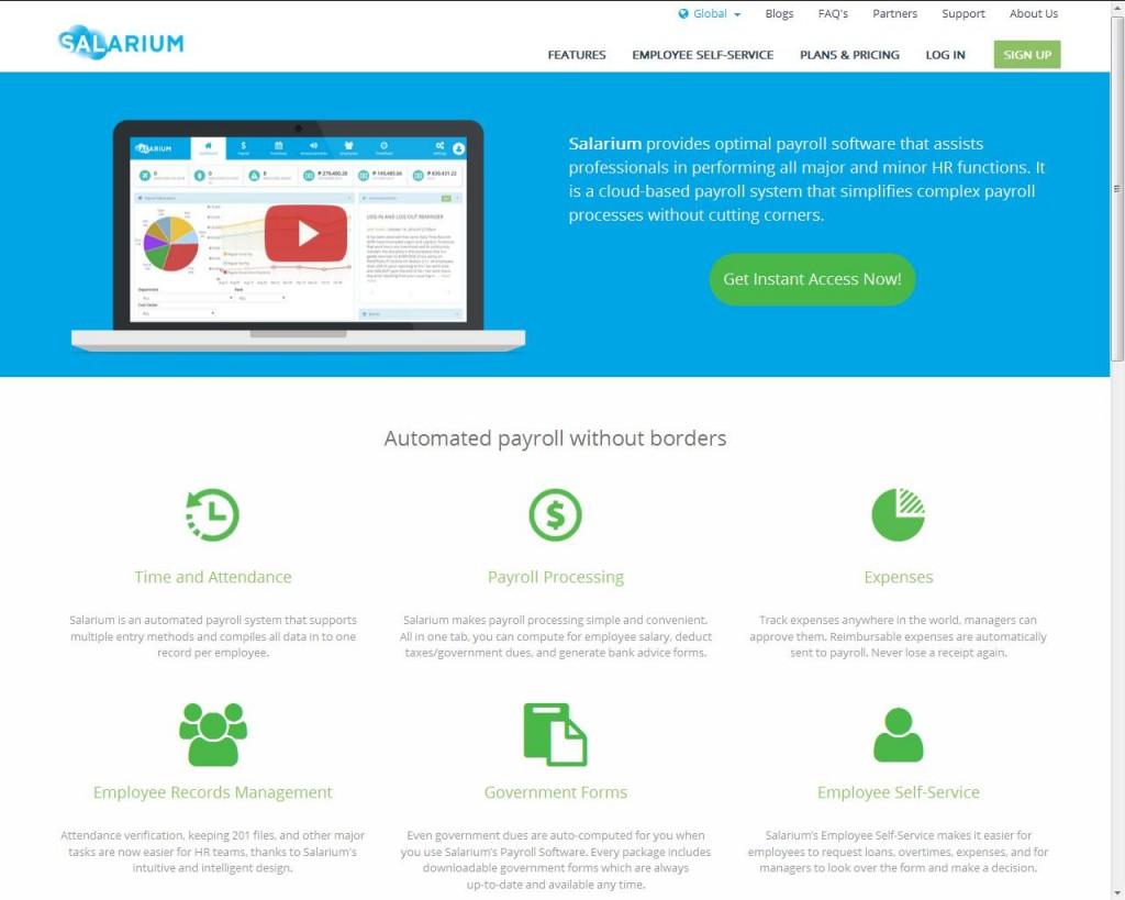 Startup filipina Salarium