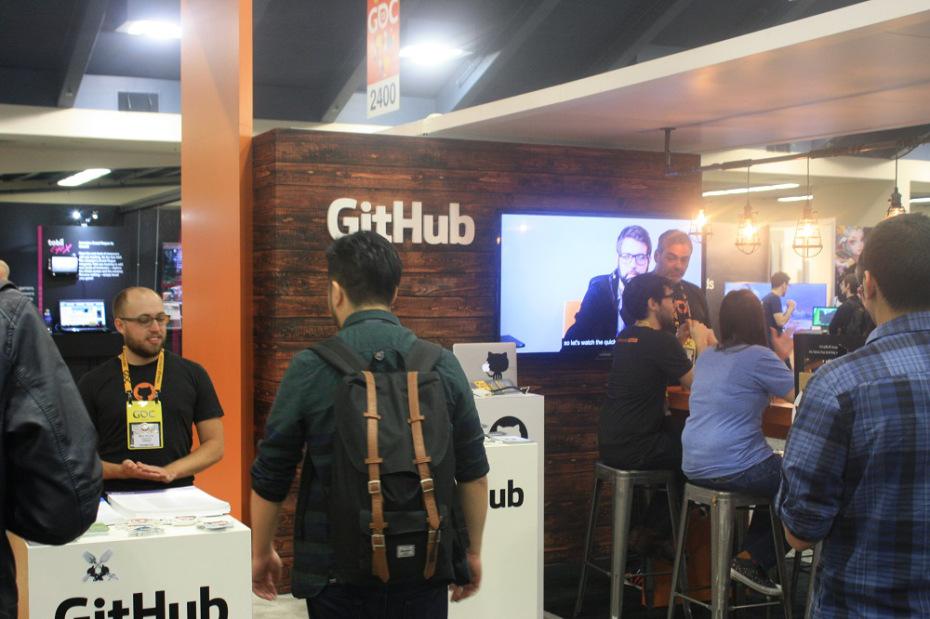 Evento con GitHub