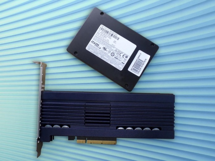 SSD Samsung PM1725 y PM1633
