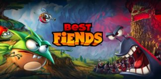 best fiends mobile game