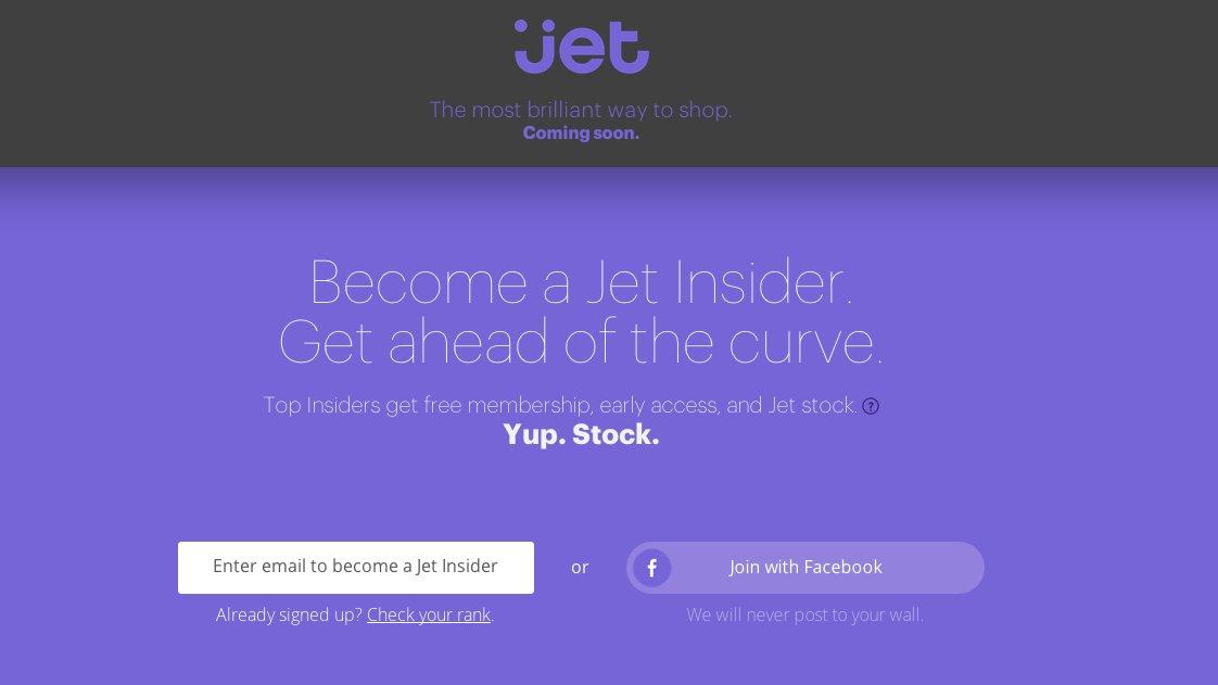 jet.com ecommerce
