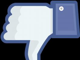 botón dislike