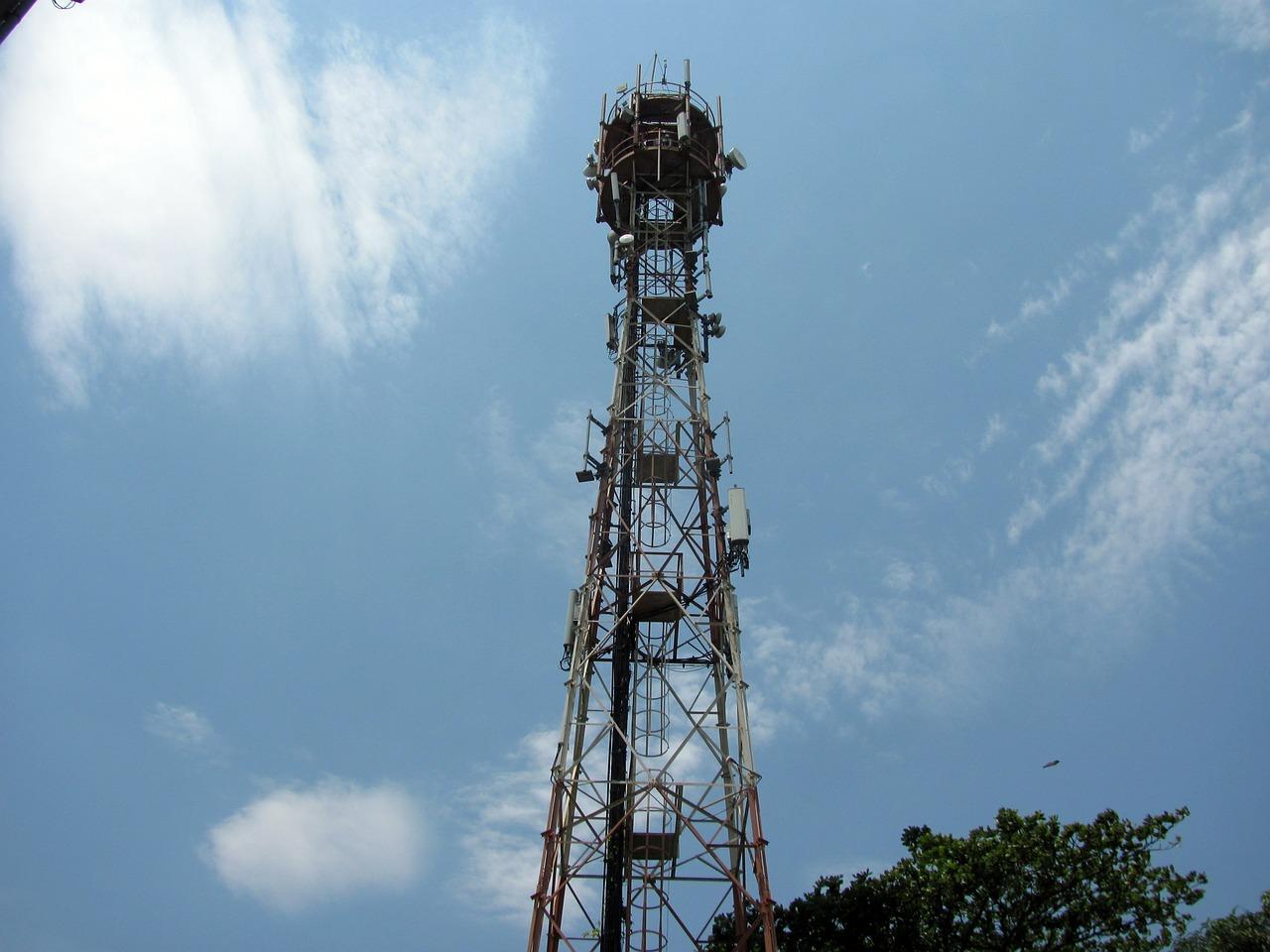 antena telecomunicaciones lte-u