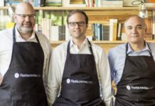 fundadores de restalo y restaurantes.com