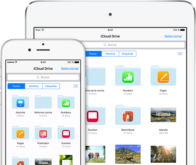 version iOS 9 da más peso al sistema iCloud