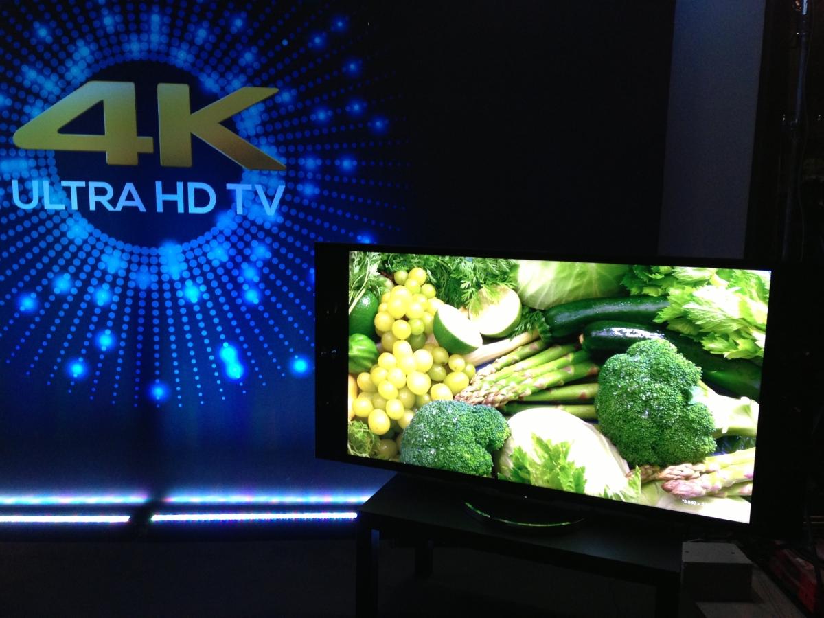Mejor calidad de imagen en las ultras HD 4K