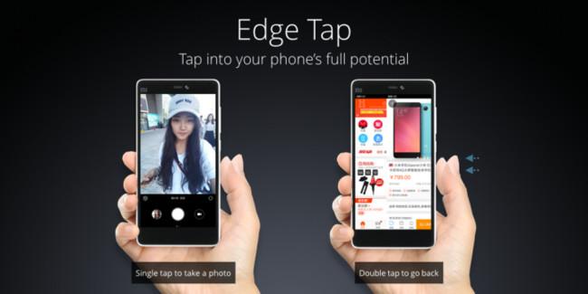 Xiaomi Mi 4c incorpora sensores en el lateral