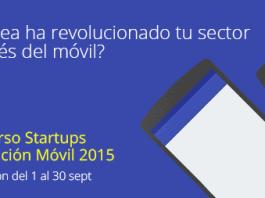 Concurso Innovación Móvil 2015