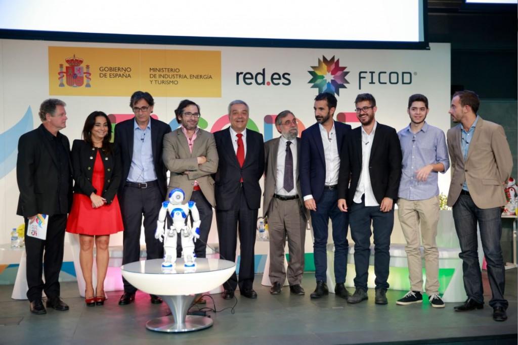 PresentacionOficialFICOD2015
