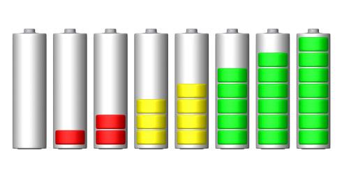 cargador inteligente UsBidi con carga rápida de batería
