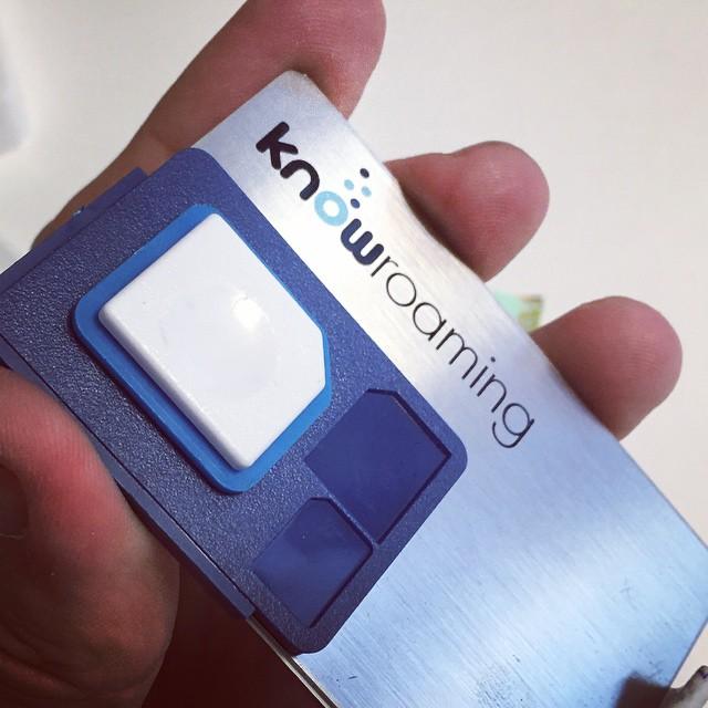 Tarifas roaming bonos de datos