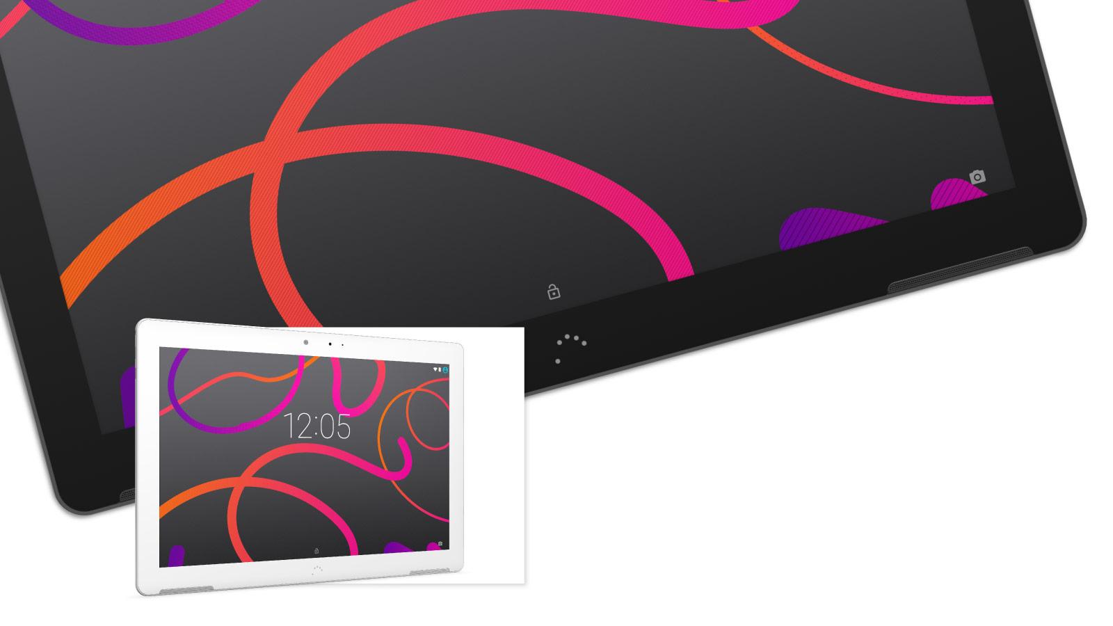 Empresa Bq - tablet M10