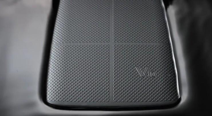 Nuevo diseño del LG V10
