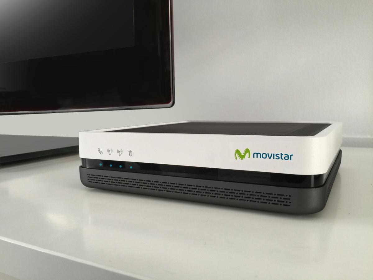 Movistar empieza a desplegar el Home Gateway Unit
