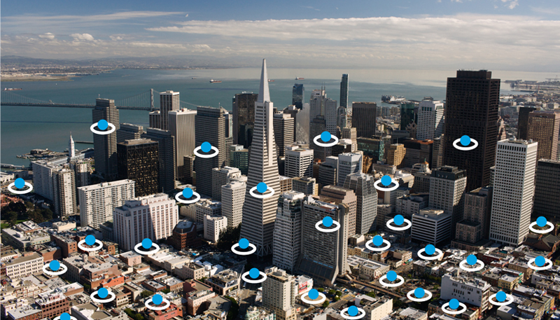 Tecnología pCell creación de redes individuales
