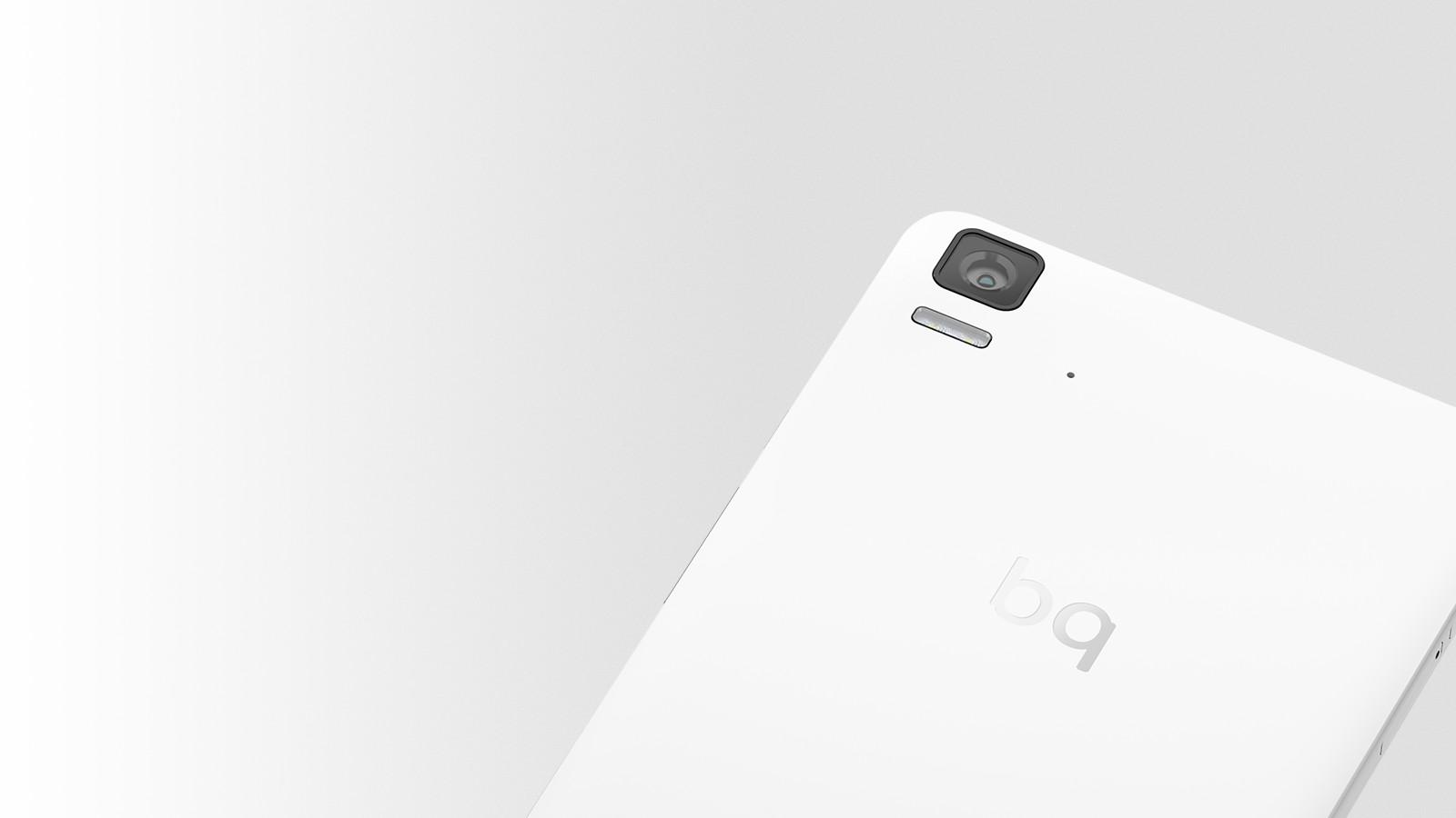 BQ Aquaris E5s - diseño resistente
