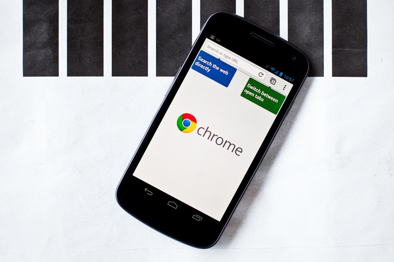 google chrome para android reducir datos utilizados