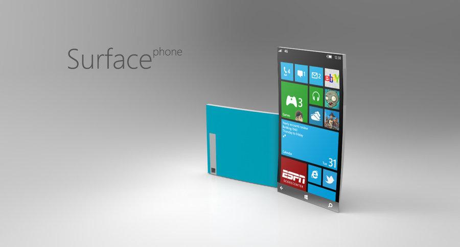 nueva era de Microsoft con surface phone