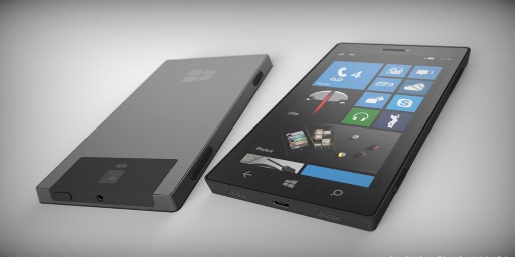 surface phone posible diseño