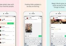 app de mensajería
