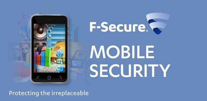 Antivirus para Android - f-secure
