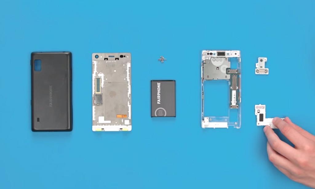 faiphone 2 totalmente modular
