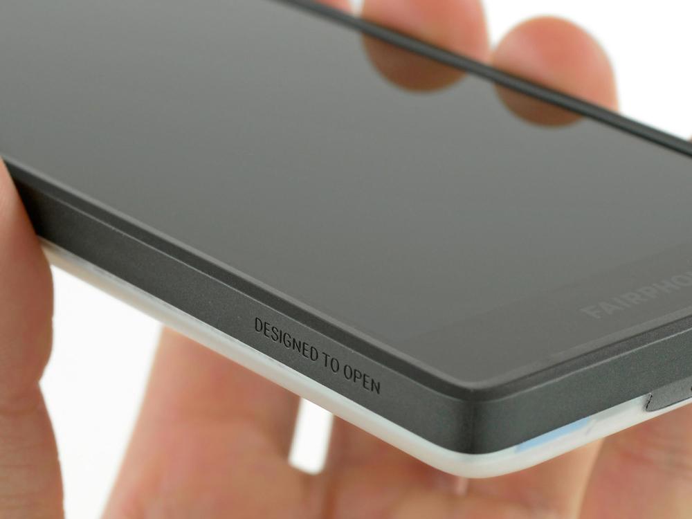 fairphone 2 - diseñado para abrir