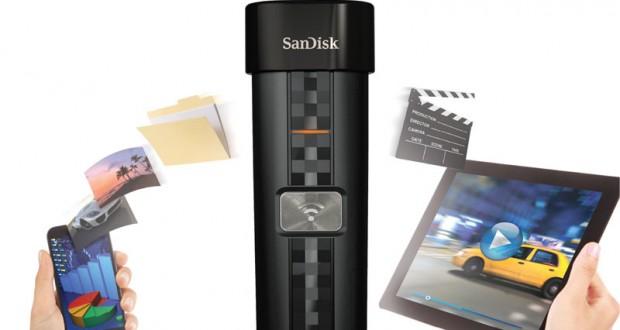 herramientas tecnológicas - sandisk wireless connect