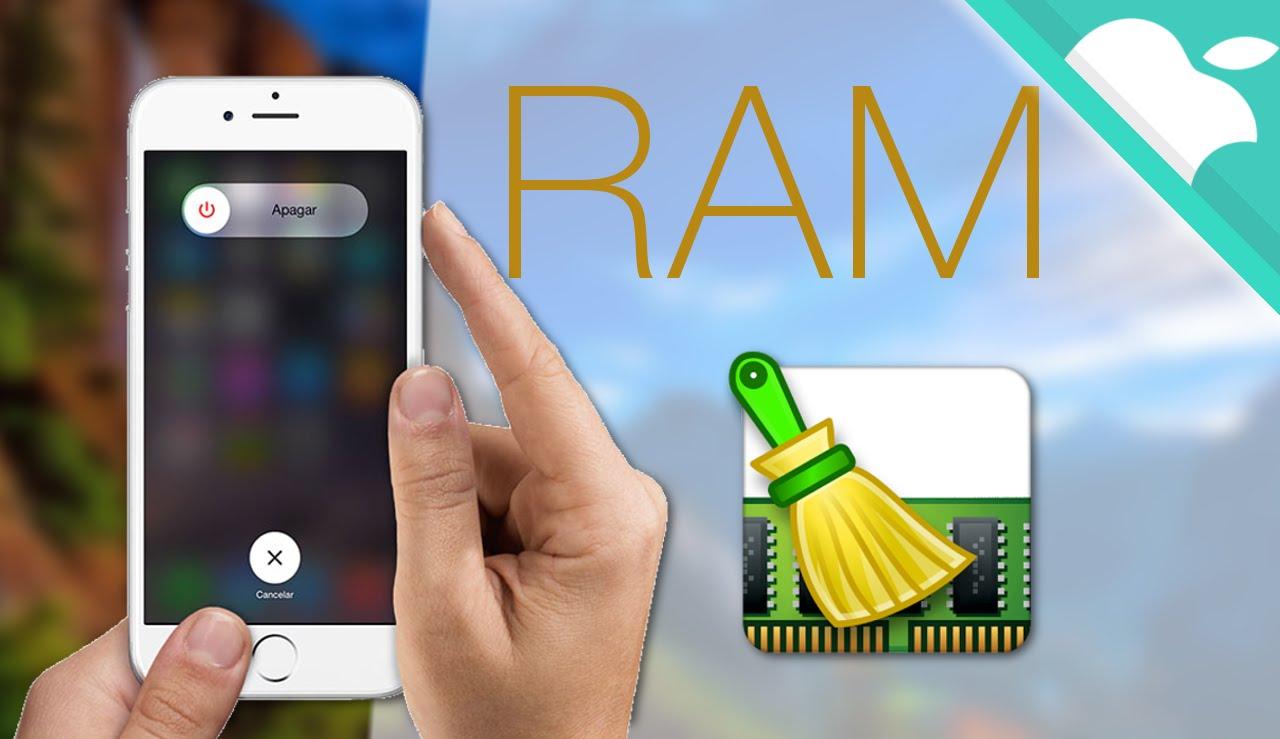 mejorar el rendimiento de tu iPhone - limpiar memoria ram