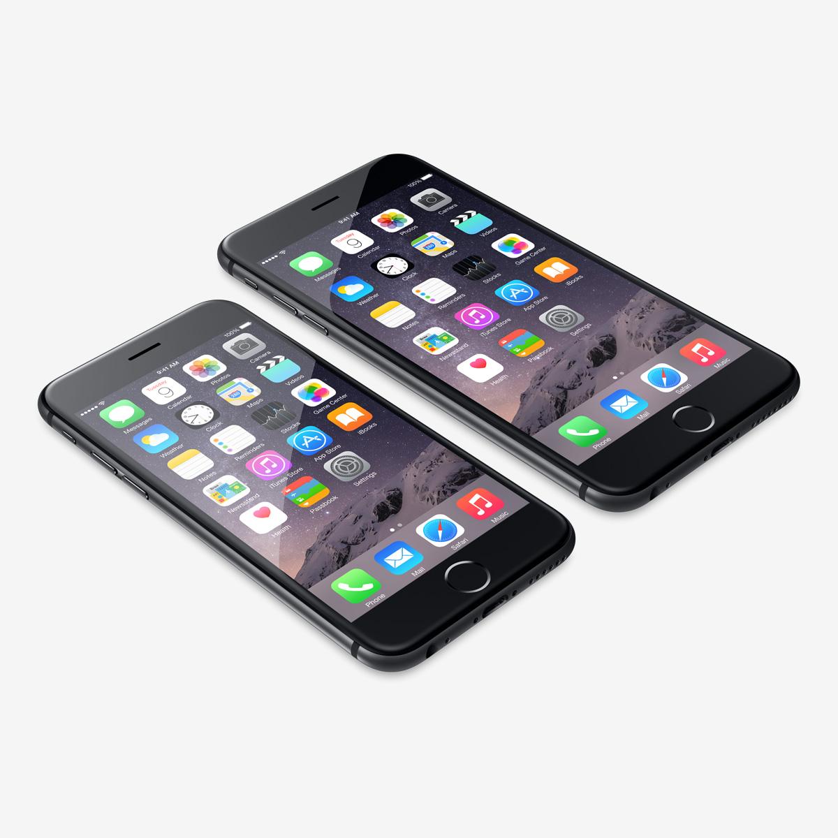 regalos tecnológicos - iphone 6s