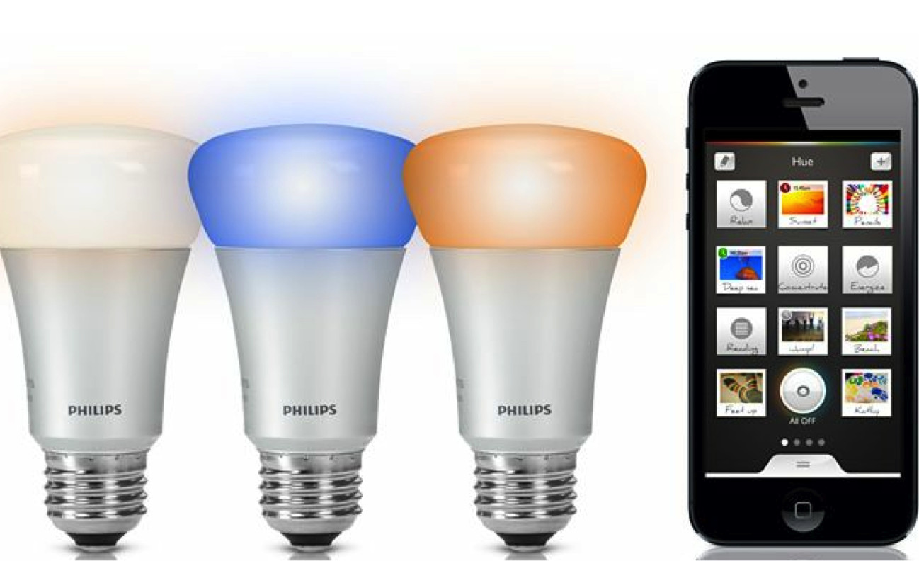 regalos tecnológicos - Luces Phillips Hue
