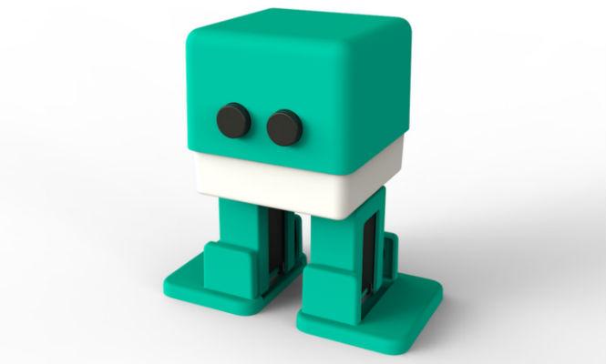 regalos tecnológicos - robot zowi
