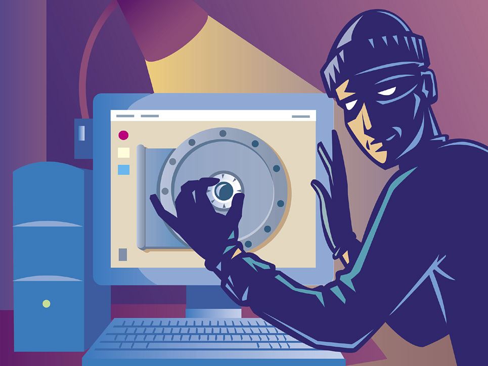 Reconocer el phising - Ladrón de datos