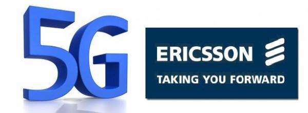 compañía Ericsson - tecnologia 5g