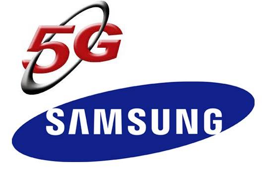 conexión 5G samsung