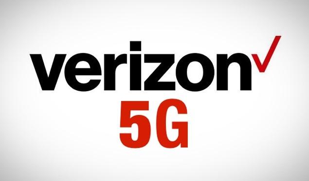 conexión 5G verizon
