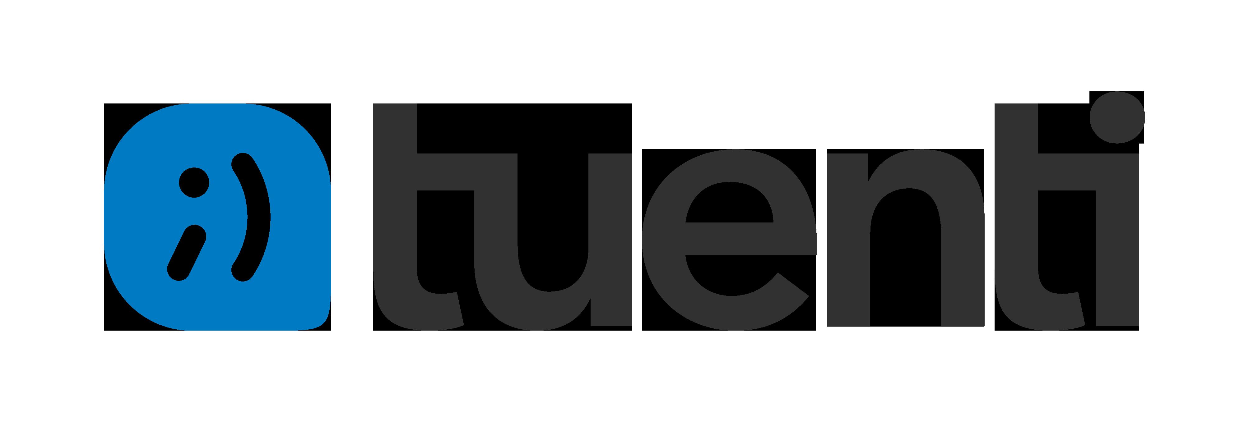 El cierre de Tuenti - Logo antiguo