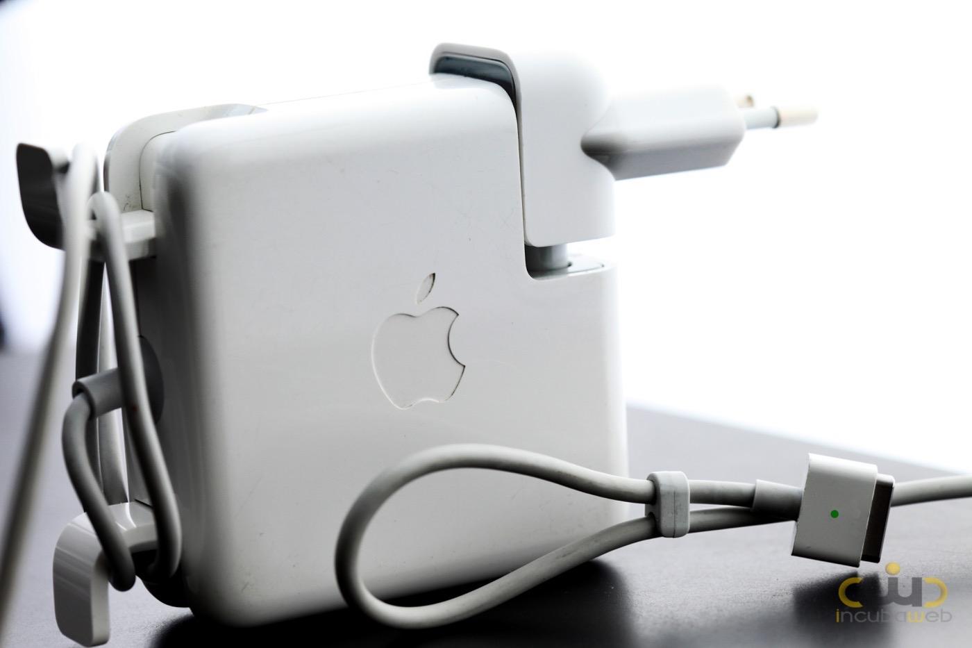 adaptador de corriente para portátil mac